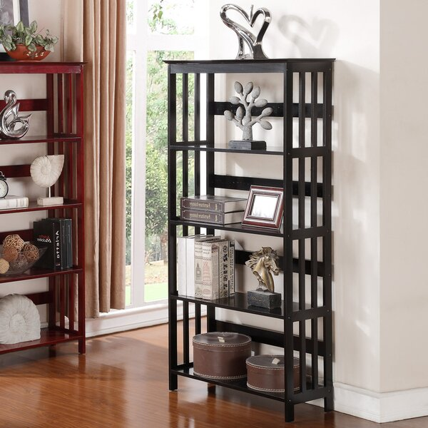 Shad Etagere Bookcase by Red Barrel Studio