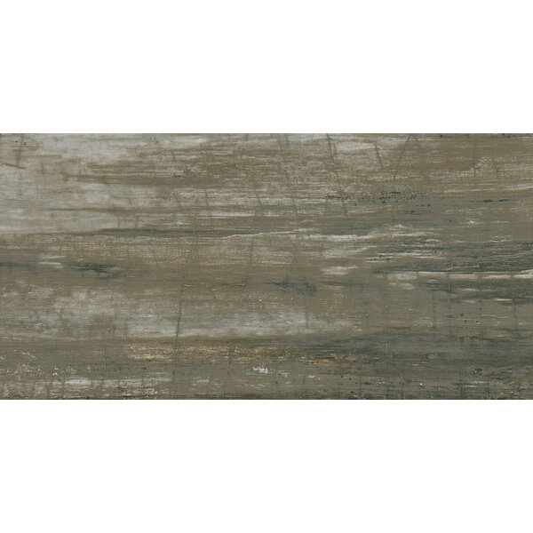 Madera 12 x 24 Porcelain Wood Look/Field Tile in Timber by Emser Tile
