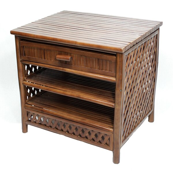 Elim 1 Drawer Nightstand by Bay Isle Home