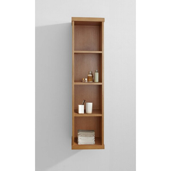 Hewitt 11.8 W x 47.2 H Linen Tower by Virtu USA