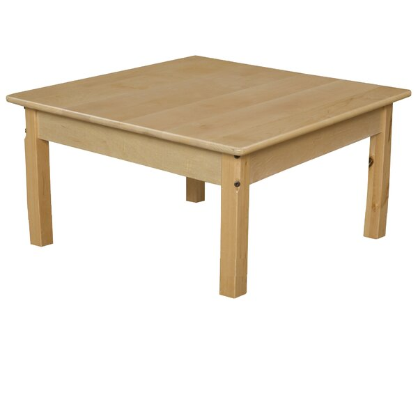 30 Square Activity Table by Wood Designs