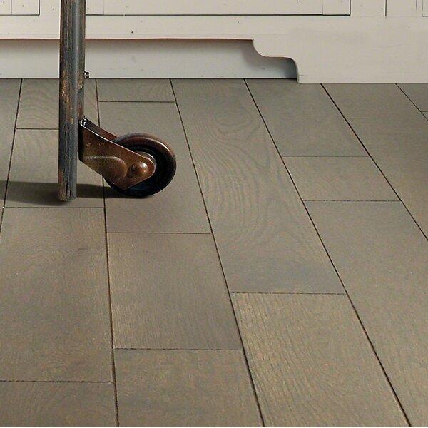 Basinger 4 Solid White Oak Flooring in Newberry by Shaw Floors