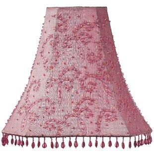 Blush pink lamp shades wayfair save to idea board ivory pink aloadofball Gallery