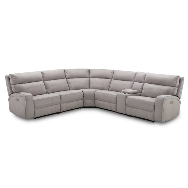 Arty Motion Reclining Sectional by Latitude Run