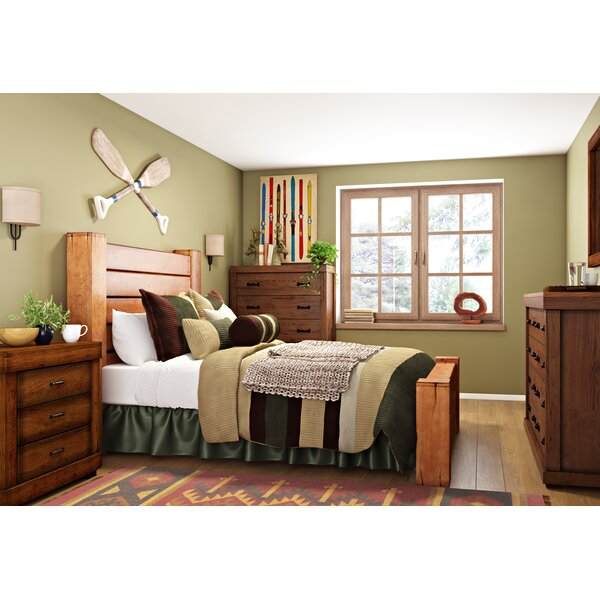 Hilton Panel Configurable Bedroom Set by Loon Peak