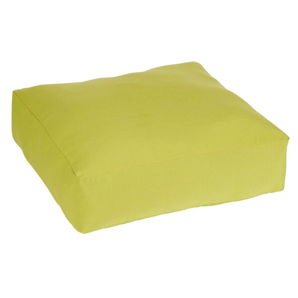 Etienne Pouf Outdoor Floor Pillow by Darby Home Co