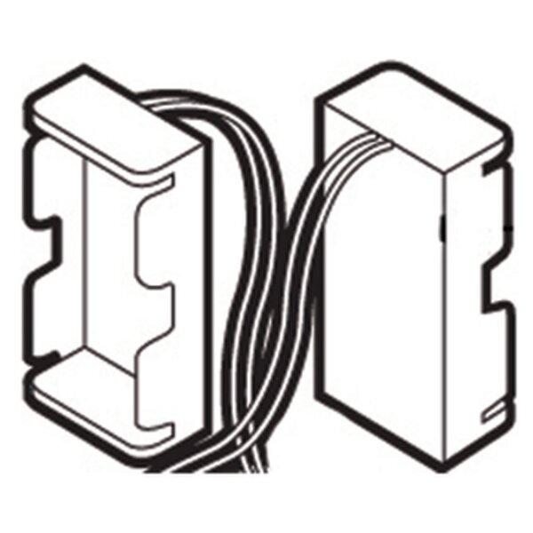 Commercial Flush Valve Battery Holder by Moen