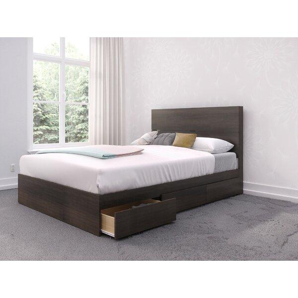 Ralston Storage Platform Bed by Mack & Milo