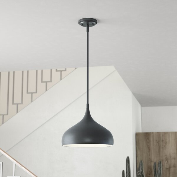 Ezekiel 1-Light Inverted Pendant by Langley Street