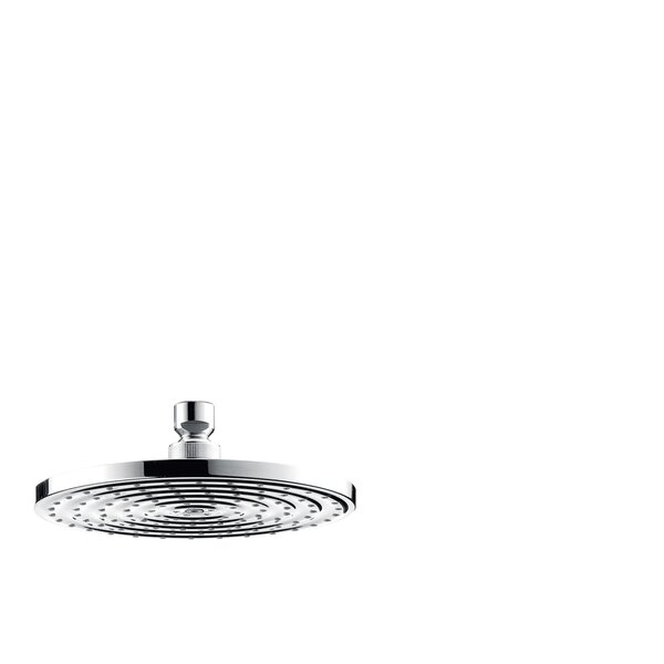 Raindance S Premium Rain Shower Head With AirPower By Hansgrohe
