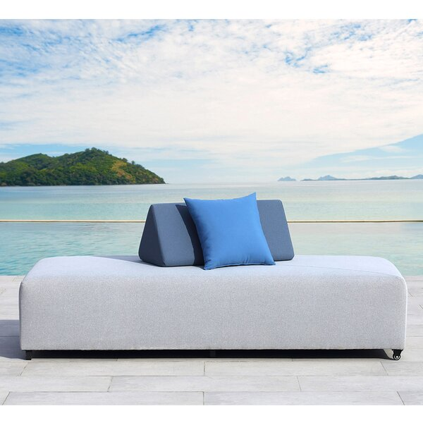 Douville Patio Daybed with Cushions by Ove Decors