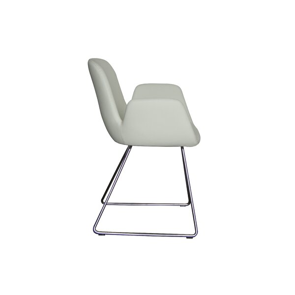 Champion Eco Leather Side Chair by Brayden Studio