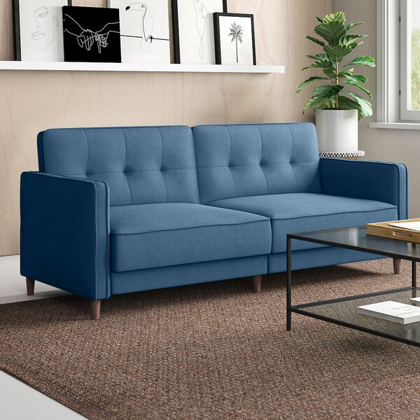 Pepperell Sofa Bed By Zipcode Design