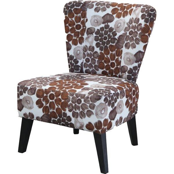 Charlton Home Briscoe Slipper Chair Amp Reviews Wayfair