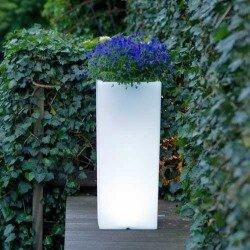 Plastic Planter Box by Serralunga