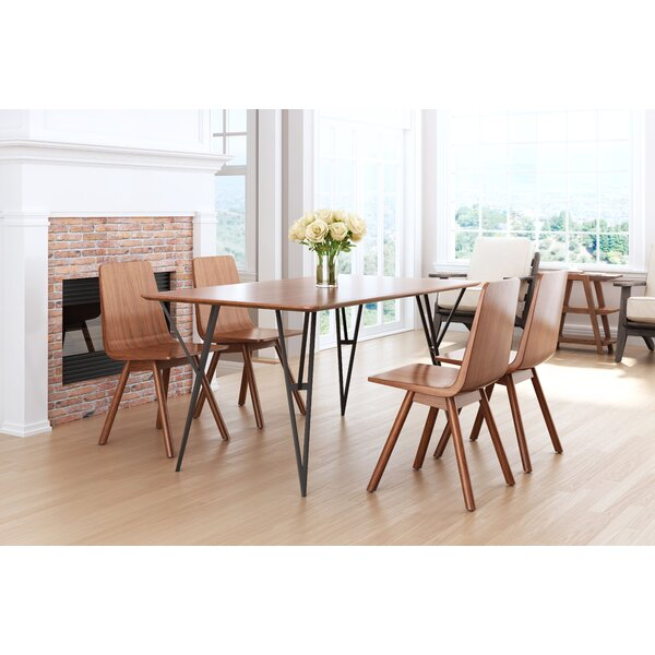 Bekasi 5 Piece Dining Set by Brayden Studio Brayden Studio