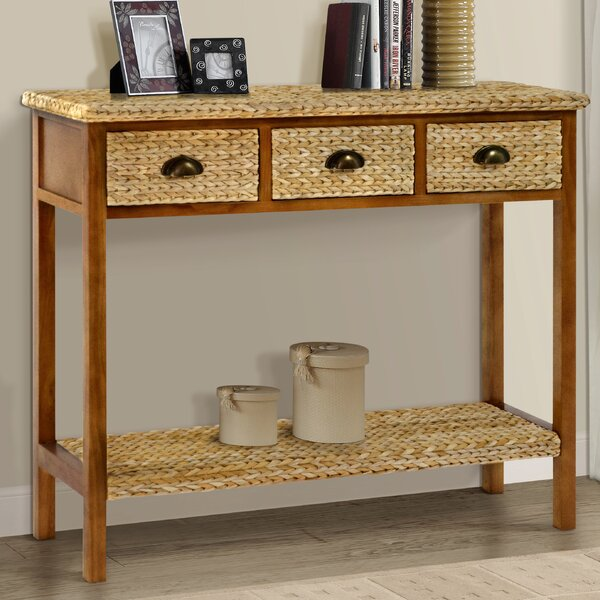 Nobles Console table by Beachcrest Home Beachcrest Home