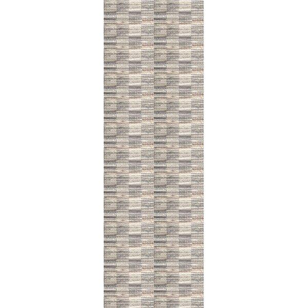 Goggins Hand Woven Gray Area Rug by Brayden Studio