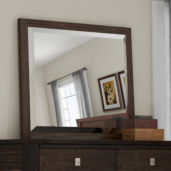 Cadwallader Rectangular Dresser Mirror by Darby Home Co