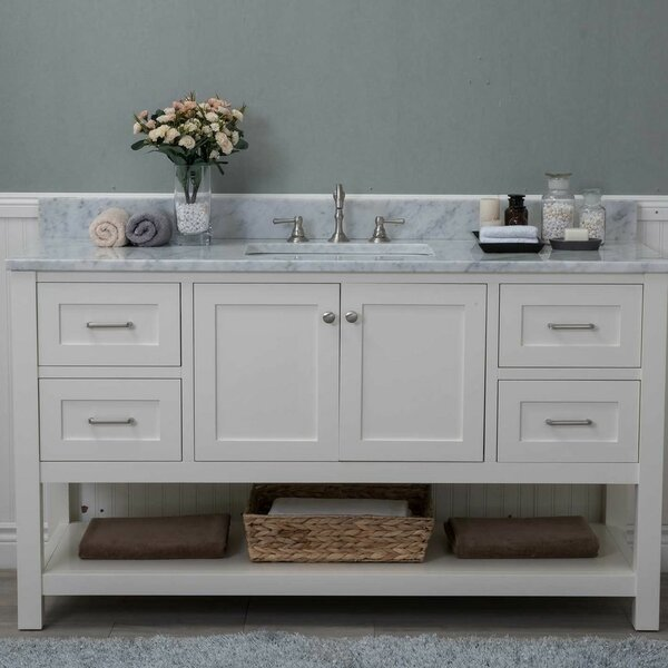 Furlow 60 Single Bathroom Vanity by Red Barrel Studio