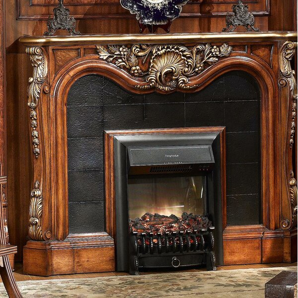 Fireplace Surround by Infinity Furniture Import