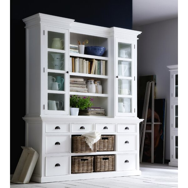 Amityville Standard Bookcase by Beachcrest Home