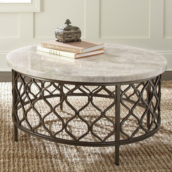 Akbar Coffee Table By World Menagerie