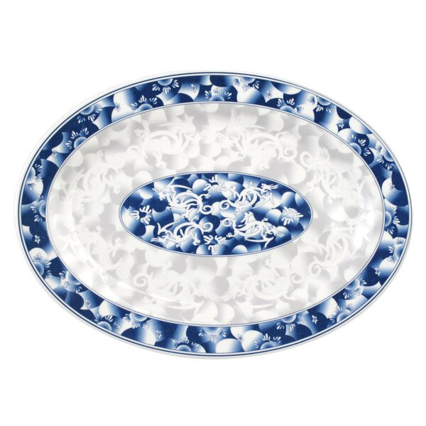 Heerenveen Platter (Set of 12) by Bloomsbury Market