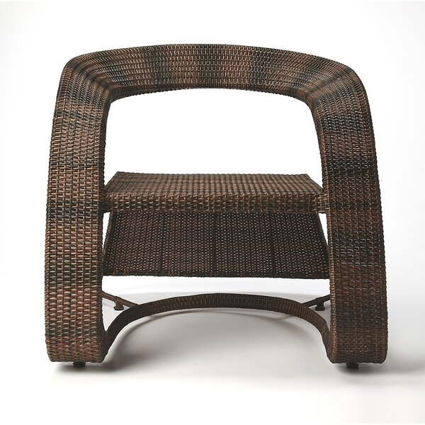 Aveza Patio Chair by Bloomsbury Market