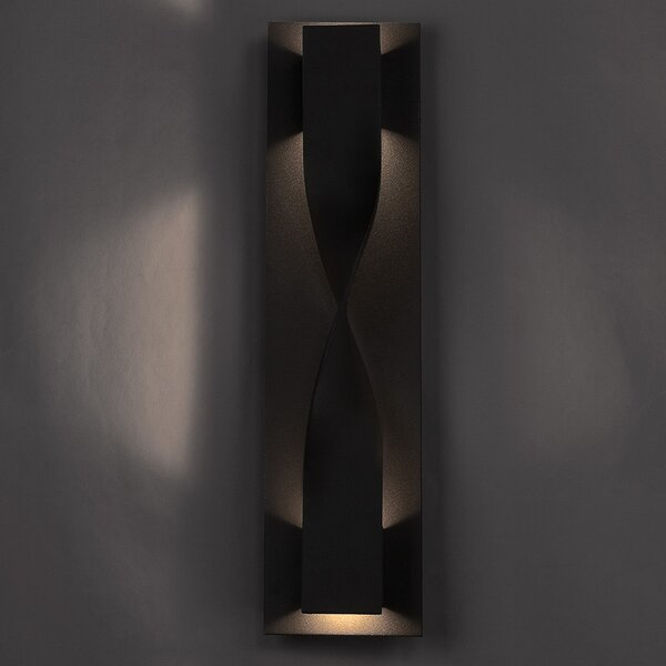 Twist Outdoor Sconce by Modern Forms
