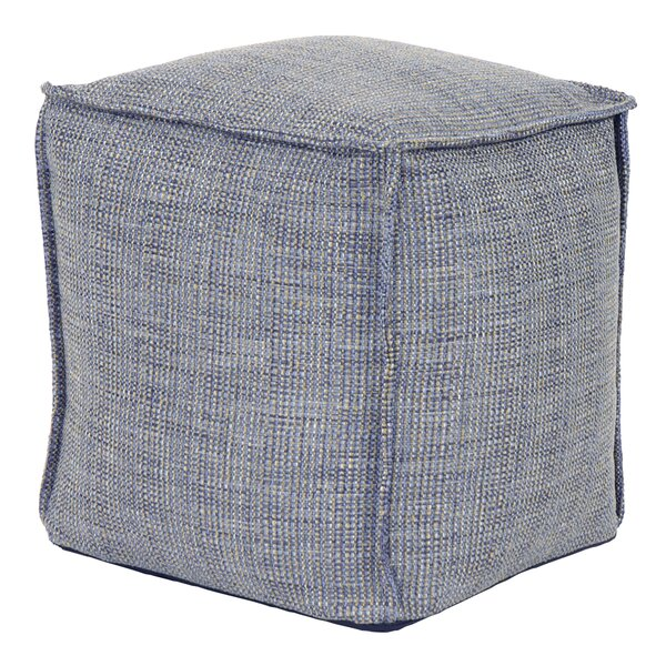 Piermont Pouf by Bay Isle Home