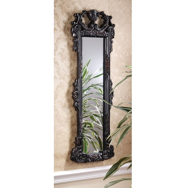 We ford Manor Wall Mirror by Design Toscano