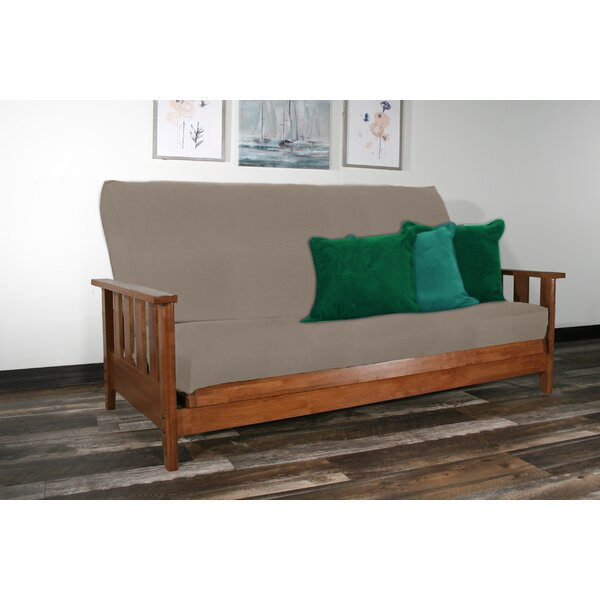 #2 Ashcroft Futon And Mattress By Red Barrel Studio Comparison