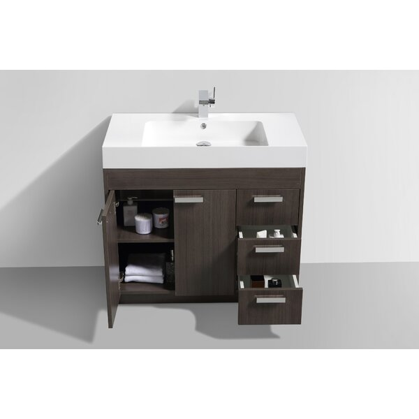 Zuzanna 36 Single Bathroom Vanity Set by Orren Ell