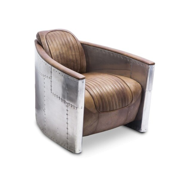 Miley Barrel Chair by 17 Stories