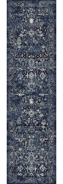 Bob Mackie Home Vintage Azure Area Rug by Bob Mackie Home by KAS Rugs