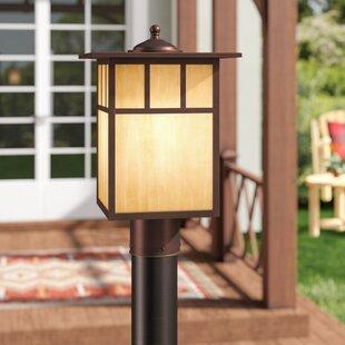 Find a Joelle Outdoor 1-Light 150W Lantern Head By Loon Peak