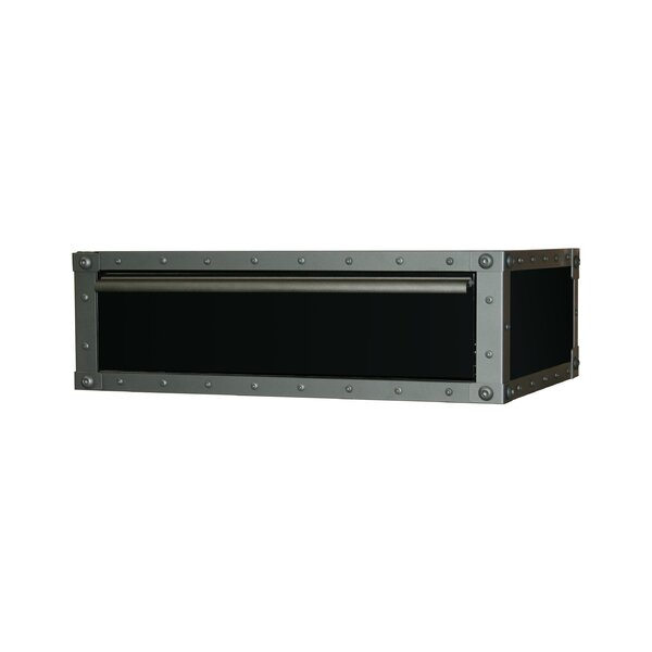 Armor Series 26W 1-Drawer Middle Chest by Viper To