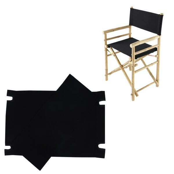 Rizokarpaso Canvas for Bamboo Director Chair by Ba