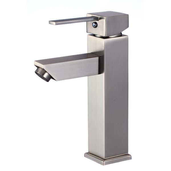 Chiarosi Single Hole Bathroom Faucet by Artevit