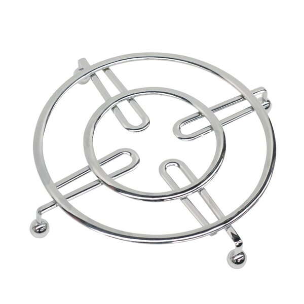 Flat Wire Steel Trivet by Fleur De Lis Living