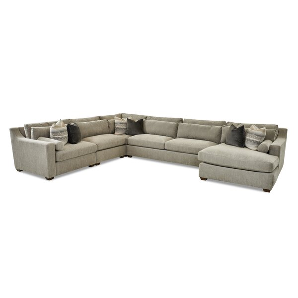 Roan Left Hand Facing U-Shaped Sectional By Klaussner Furniture