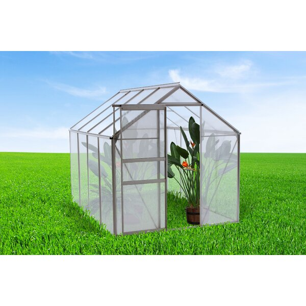 6.3 Ft. W x 8.4 Ft. D Greenhouse by OGrow