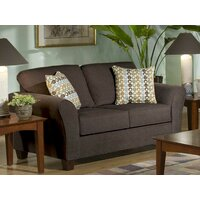 Serta Upholstery Franklin Loveseat Part 98