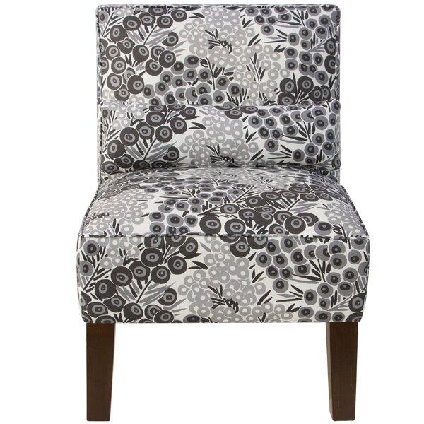 Fransen Slipper Chair by Bloomsbury Market