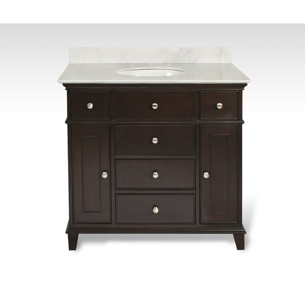 Harpe 37 Single Bathroom Vanity Set by Darby Home Co