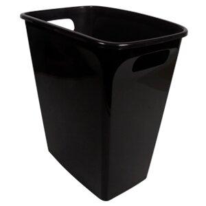 Plastic 8.75 Gallon Waste Basket (Set of 6) by Hefty