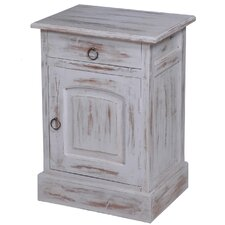 Osburn 1 Drawer Nightstand by August Grove