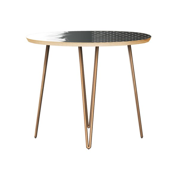 Eyler End Table by Corrigan Studio