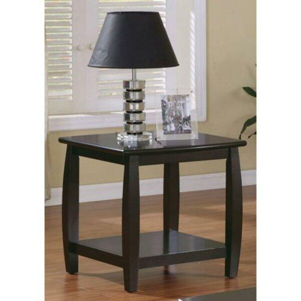 Ressie End Table by Winston Porter Winston Porter